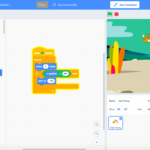 Easy coding workshops with Scratch